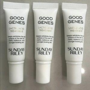 Sunday RIley Makeup - 3 Pack Sunday Riley Good Genes 5ml New